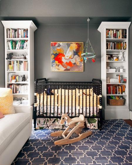 Κανε το βρεφικό δωμάτιο να… μεγαλώνει μαζί με το παιδί σου