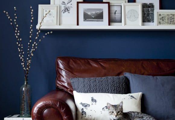Είναι το navy blue το νέο μαύρο;