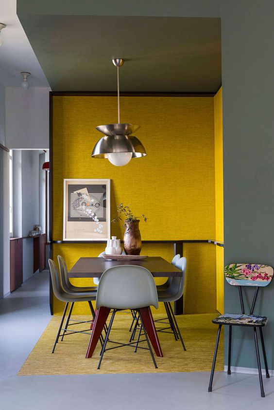 The banana effect ή πώς να διακοσμήσεις με κίτρινο!